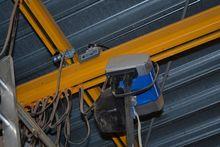 2007 Abus EHB gantry crane by a