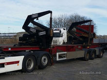 2007 HAMMAR 195 container chass
