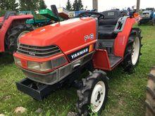 YANMAR F6D mini tractor
