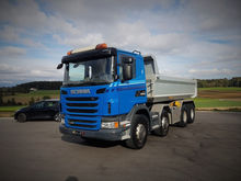Used 2013 SCANIA G48