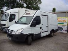 2007 IVECO daily refrigerated v