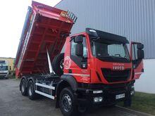 Used 2016 IVECO Trak
