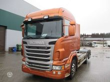 2012 SCANIA R480, cab-chassis t