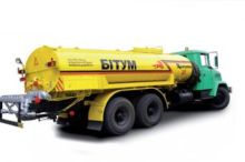 2016 KRAZ 65053 KDM-333 asphalt
