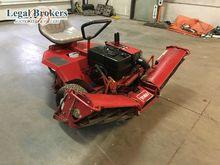 TORO Reelmaster 108 lawn mower
