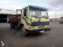 1991 VOLVO FL7 truck dump truck