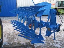 LEMKEN DL 120 plough
