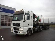 2013 MAN 33.540 tractor unit +