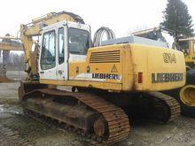 1998 LIEBHERR 914 tracked excav