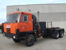 1999 TATRA CHASSIS CABINE chass