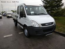 2011 IVECO DAILY 35S14D dump tr