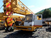 2012 TADANO TL250 mobile crane