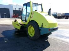 2000 AMMANN AC70 single drum co