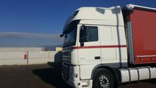 2007 DAF XF 105.410 closed box