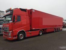 2015 VOLVO FH420 tractor unit +