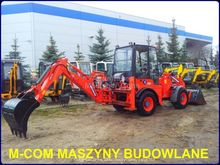 2009 EUROCOMACH 265K backhoe lo