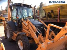2008 CASE 580SR backhoe loader
