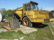 1989 MOXY articulated dump truc