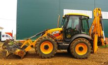 Used 2012 JCB 4CX ba