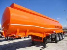 Benzovoz nursan 30 m3 fuel truc