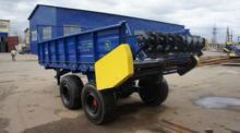 PRT-10 manure spreader