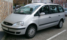 Used 2002 FORD Galax