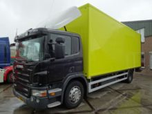 2007 SCANIA P 230 OPTICRUISE/GE