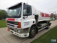 Used 1998 DAF fuel t