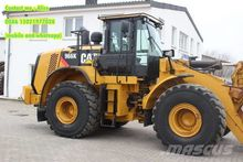 2015 CATERPILLAR 966K wheel loa