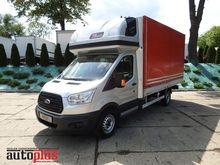 2014 FORD TRANSIT tilt truck