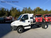 2013 IVECO DAILY CNG 70C14G cha
