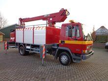 2000 DAF 45 bucket truck