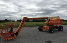 2007 JLG 460 SJ telescopic boom
