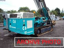 2002 CASAGRANDE C6 single rotar