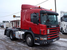 Used 2005 SCANIA R11