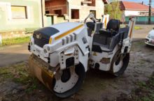 2007 HAMM HD13 road roller