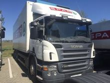 2011 SCANIA P380 refrigerated t