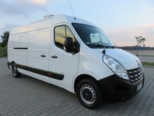 2014 RENAULT Master CHŁODNIA re