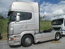 2012 SCANIA 5 units - SOLD!!! t