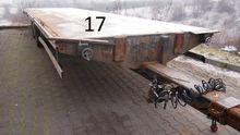 2002 KRONE Eschen-VAREL low bed