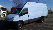 2008 IVECO 65C18V closed box va