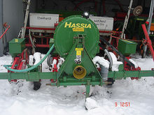 HASSIA pneumatic seed drill