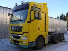 2009 MAN TGX28.480 tractor unit