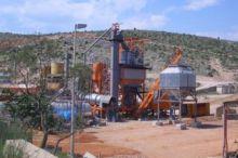 2017 Teltomat 60 asphalt plant