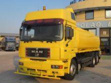 2001 MAN 26.463 '01 tank truck