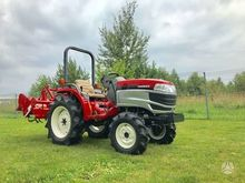 YANMAR EF-120 wheel tractor