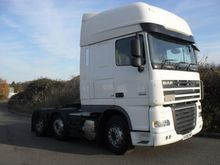DAF FT XF105 Space Cab chassis