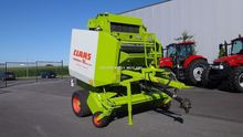 2003 CLAAS Variant 180 RC round