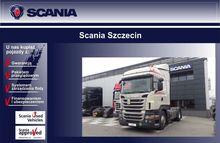 2011 SCANIA R420 tractor unit