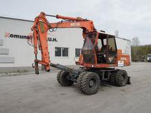 1993 ATLAS 1404 wheel excavator